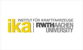 Logo des Instituts für Kraftfahrzeuge RWTH Aachen