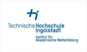 Logo des Instituts für Akademinsche Weiterbildung - Technische Hochschule Ingolstadt